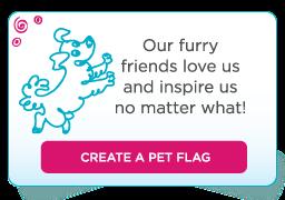 pet-flag