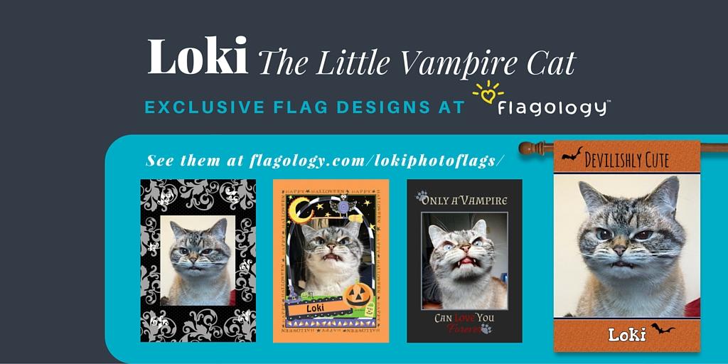 Loki Kitteh Vampire Cat Flag Designs (5)